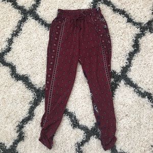 Harem Paisley Jogger Pants from Nordstrom